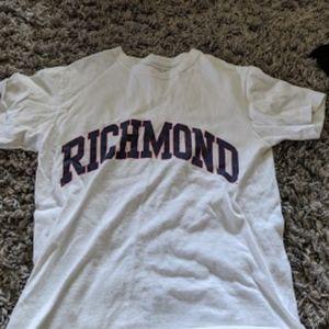 Jansport White richmond t-shirt